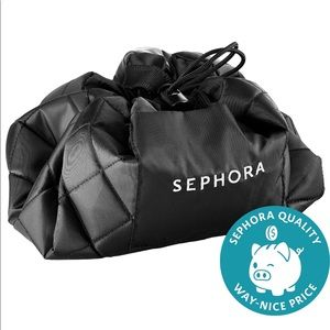 Sephora Fold Out Cosmetic and Toiletry Bag